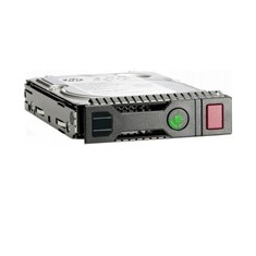 HPE HDD 600GB SAS 12G Enterprise 10K SFF (2.5in) SC 3y DigSignedFirmware Renew