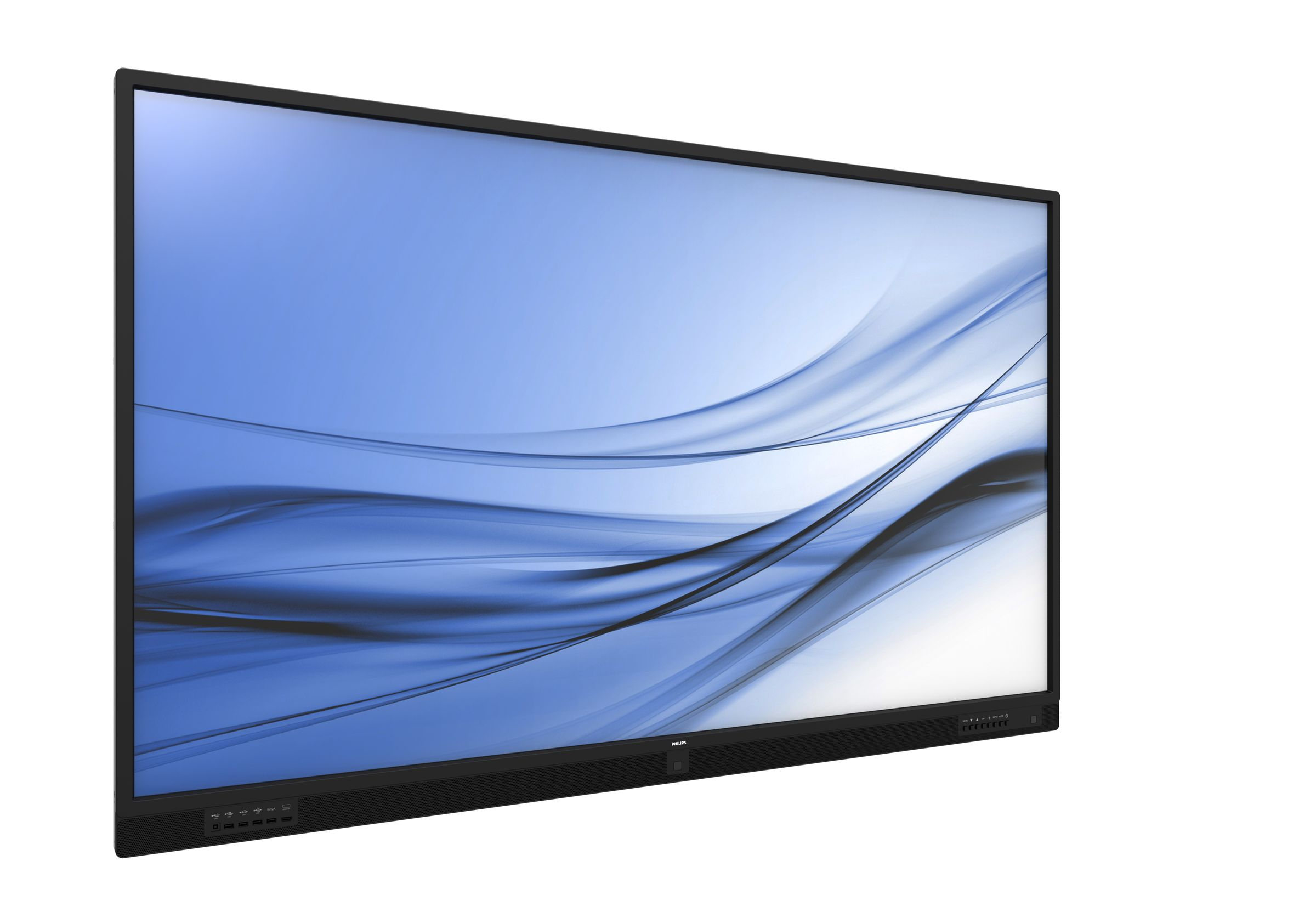 "75"" E-LED Philips75BDL3151T - UHD,IPS,490cd,10 TP"