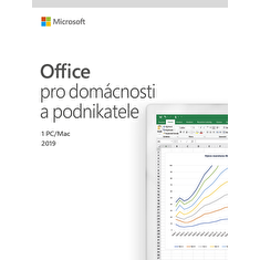 Office Home and Business 2019, Office Home and Business 2019 Czech EuroZone Medialess