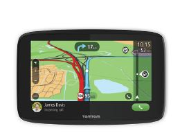 "TomTom GO Essential 5"" Europe, Wi-Fi, LIFETIME mapy"