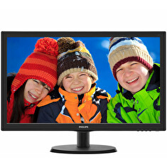 "Philips 223V5LHSB2/00 21,5"" LED 1920x1080 10 000 000:1 5ms 200cd HDMI černý"