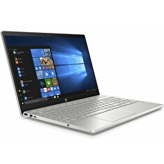 "HP Pavilion 15-cs0015nc/ i5-8250U/ 6GB DDR4/ 256GB SSD/ GeForce MX130 2GB/ 15,6"" FHD IPS/ W10H/ stříbrný"