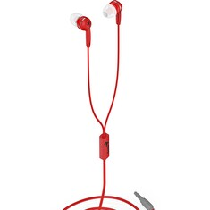 Sluchátka Genius HS-M320 mobile headset, red