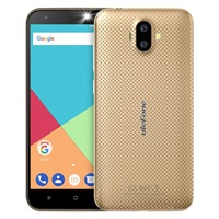 "UleFone smartphone S7 Pro, 5"" Gold 2/16GB Android 7, dual camera"