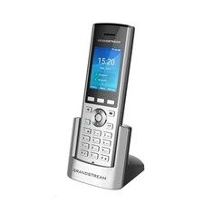 "Grandstream WP820 [Wi-Fi IP telefon, 2 linky, 2 SIP účty, 2.4"" TFT 240x320, bluetooth, 3.5mm jack, OS Android]"