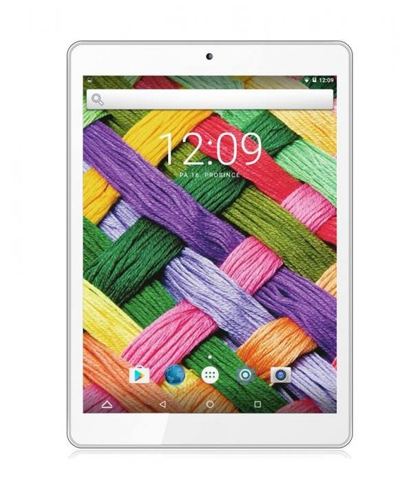 "ROZBALENÉ - UMAX tablet PC VisionBook 8Q Plus/ 7,85"" IPS/ 1024x768/ 1GB/ 8GB Flash/ GPS/ micro HDMI/ micro USB/ Android 6..."