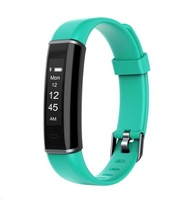 "UMAX U-Band 120HR Green - 0.87"" Displej, USB port na modulu, BT, Baterie 45mAh"