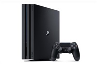 PS4 Pro - Black PS4 1TB Gamma Chassis/EAS