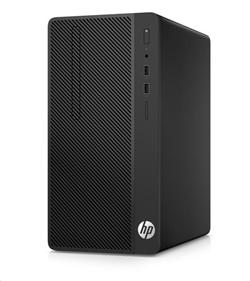 HP 290 G1 MT, i3-7100, IntelHD 630, 4GB, 128GB SSD, DVDRW, FDOS, 1y