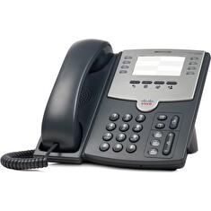 Cisco 8-Line IP Phone with PoE and PC Port