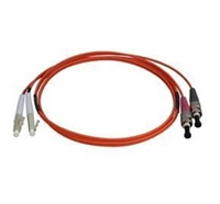KELine O-Patchcable 50/125 OM2, ST-LC Duplex, 3.0m.