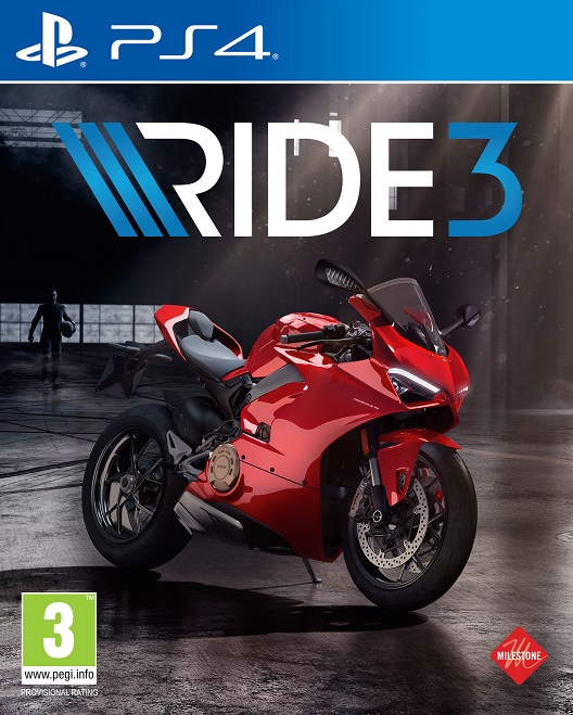 PS4 - RIDE 3