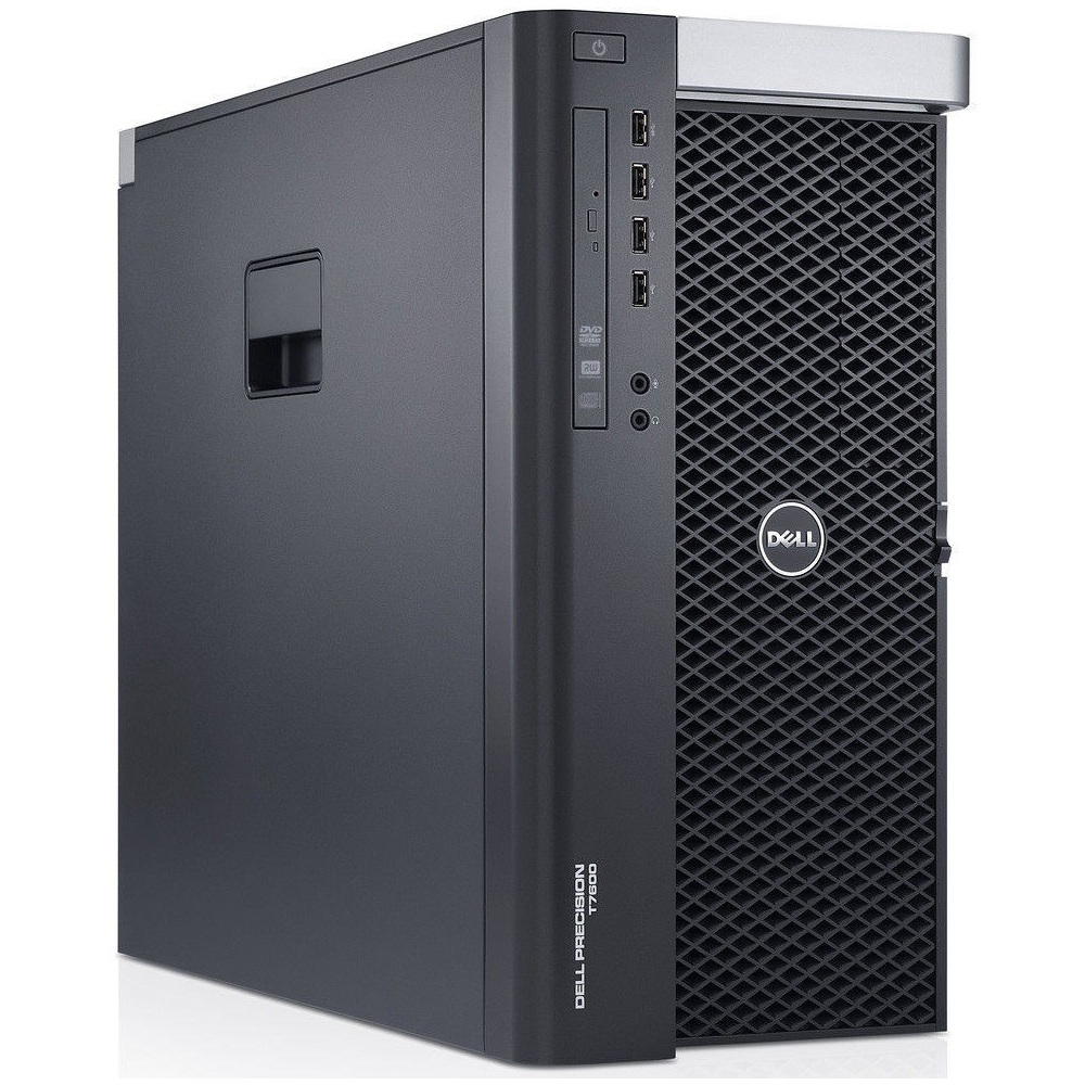 Dell Precision T7600; 2x Xeon E5-2667 2.9GHz/128GB DDR3 ECC/2x 2TB HDD
