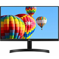 "LG MT IPS LCD LED 27"" 27MK600M - IPS panel, 1920x1080, 250cd, 5ms, D-Sub, 2xHDMI"
