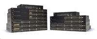Cisco switch SF350-24, 24x10/100 + 2xComboGbE/GSFP + 2xSFP, REFRESH