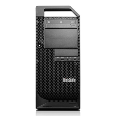 Lenovo D30 ThinkStation; 2x Intel Xeon E5-2630 v2 2.6GHz/32GB RAM/256GB SSD+500GB HDD