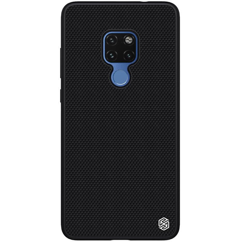 Nillkin Textured Hard Case Black pro Huawei Mate 20