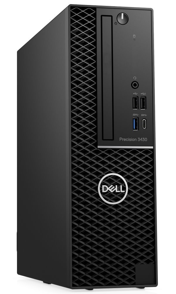 DELL Precision T3430 SFF/ i7-8700/ 16GB/ 256GB SSD/ W10Pro/ 3Y NBD on-site