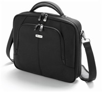 "DICOTA brašna na notebook MultiCompact NEW/ do 15,6""/ černá"