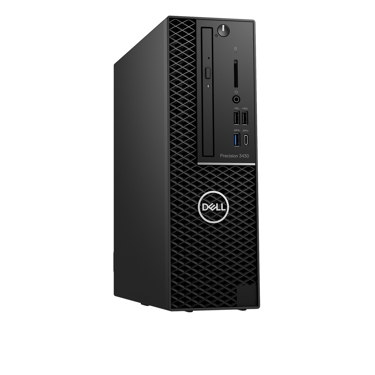 Dell Precision 3430 SF i7-8700/16GB/256GB SSD/USB-C/DP/W10P/3RNBD/Černý