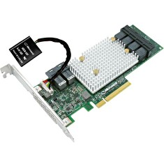ADAPTEC, SATA/SAS/SmartRAID 3154-24i Single