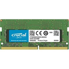 CRUCIAL 4GB DDR4 SO-DIMM 2666MHz CL19 1.2V Single Ranked x8