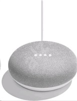Google Home mini Chalk - hlasový asistent