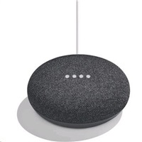 Google Home mini Charcoal - hlasový asistent