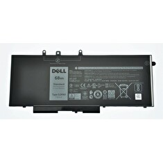 Dell Baterie 4-cell 68W/HR LI-ON pro Latitude NB