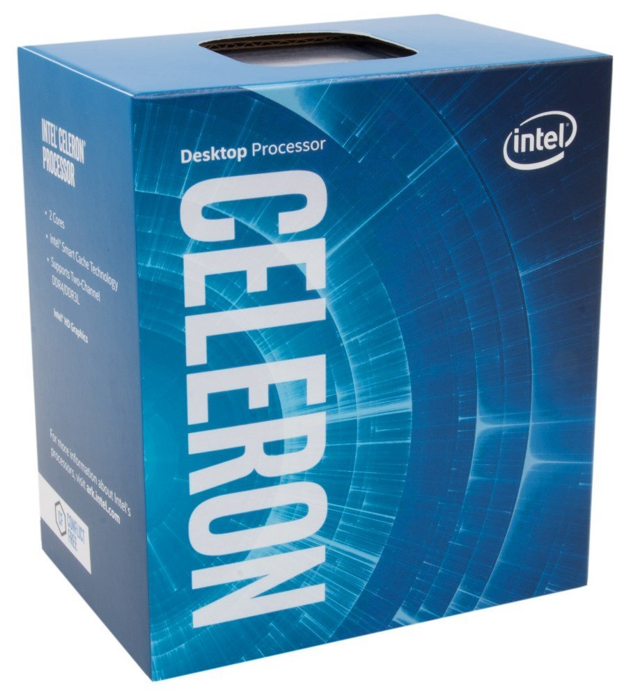 ROZBALENÉ - INTEL Celeron G4900 / Coffee Lake / LGA1151 / max. 3,1 GHz / 2C/2T / 2MB / 54W TDP / BOX