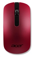 ACER PTHIN-N-LIGHT MOUSE, LAVA RED