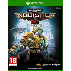 XBOX ONE - Warhammer 40,000: Inquisitor - Martyr