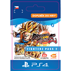 ESD CZ PS4 - Dragon Ball Fighterz - FighterZ Pass 2
