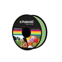Polaroid 1kg Universal Premium PLA filament, 1.75mm/1kg - Light Green
