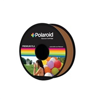 Polaroid 1kg Universal Premium PLA filament, 1.75mm/1kg - Brown