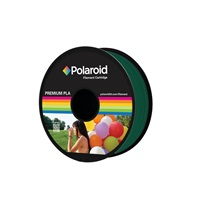 Polaroid 1kg Universal Premium PLA filament, 1.75mm/1kg - Dark Green
