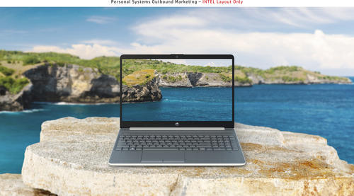 HP Laptop 15-dw0002nc, Pentium Gold 4417U, 15.6 FHD/IPS, 8GB, 2TB, W10, 2y, Natural Silver