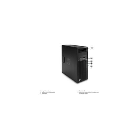 HP Z440 MT - stolníPC, 16GB RAM, bez grafické karty, Intel