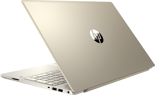 HP Pavilion 15-cs2001nc, i3-8145U, 15.6 FHD/IPS, 8GB, SSD 256GB, W10, 2y, Warm Gold