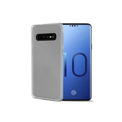 TPU pouzdro CELLY Galaxy S10+, bezbarvé
