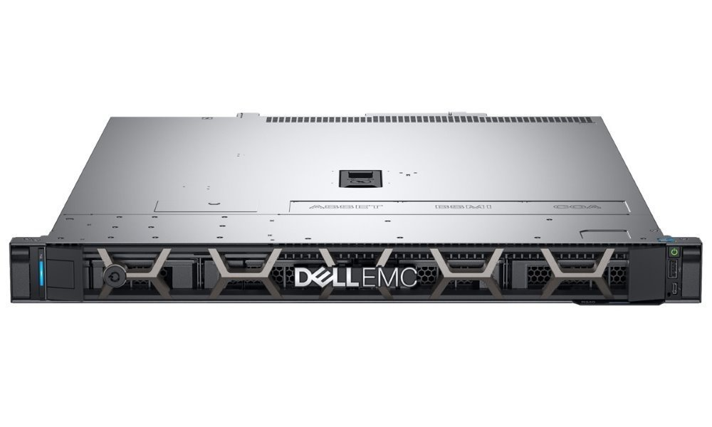 DELL PowerEdge R240/Xeon E-2124/ 8GB/ 2 x 4TB NLSAS/ H330+/ iDRAC 9 Basic/ 1U/ 3YNBD on-site