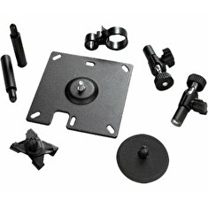 Surface Mounting Brackets for NetBotz Room Monitor, Surface Mounting Brackets for NetBotz Room Monitor Appliance or Camera Pod