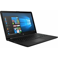 "HP 15-bs165nc/ i3-5005U/ 4GB DDR3L/ 1TB (5400)/ Intel HD 5500/ 15,6"" HD SVA/ DVD-RW/ W10H/ Černý"