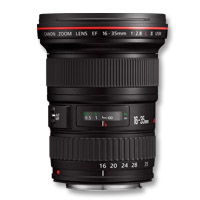 Canon EF 16-35 mm f/2.8LII USM