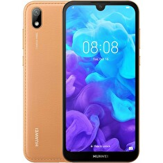 "HUAWEI Y5 2019 - Amber Brown 5,71"" HD+/ 16GB/ 2GB RAM/ Dual SIM/ foto zadní 13Mpx, přední 5Mpx/ LTE/ Android 9"