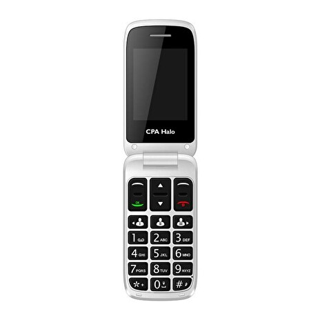 Telefon CPA HALO 15 SENIOR BLACK