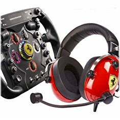 ThrustMaster Scuderia Ferrari - Race Kit - kolo - pro PC, Sony PlayStation 3, Microsoft Xbox One, Sony PlayStation 4