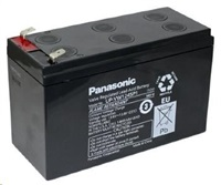 Baterie - Panasonic UP-VW1245P1 (12V/9Ah-45W/čl. - Faston 250)