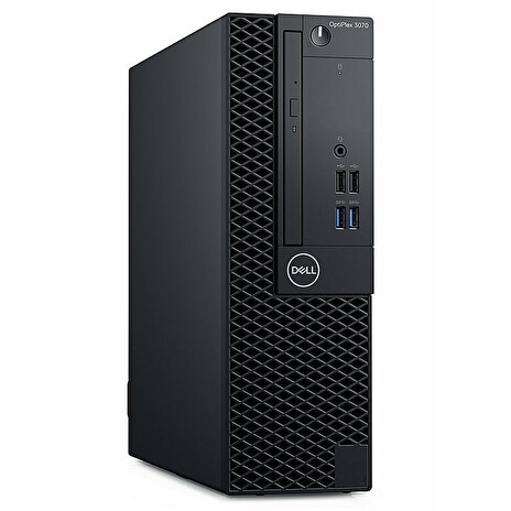 DELL OptiPlex 3070 SFF/ i5-9500/ 8GB/ 512GB SSD/ DVDRW/ W10Pro/ 3Y Basic on-site