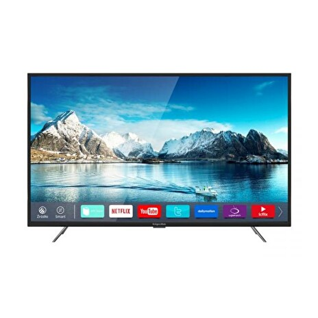 "Televizor LED KRUGER & MATZ 43"" KM0243UHD-S3, DVB-T2 H.265 SMART TV"